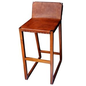 Aragonite Bar Stool