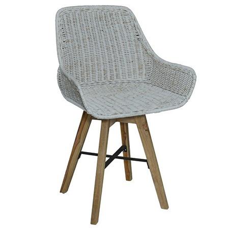 Avodire kitchen chair KTI CH 0001