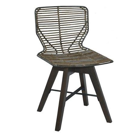 Ayous kitchen chair KTI CH 0003