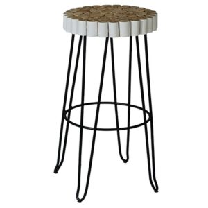 Azurite Bar Stool
