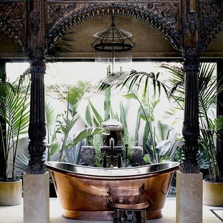 Bathtubs copper bathroom baliartfurniture
