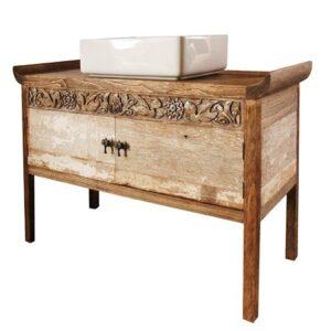 Coral cabinet bathroom BTH CAB 0001