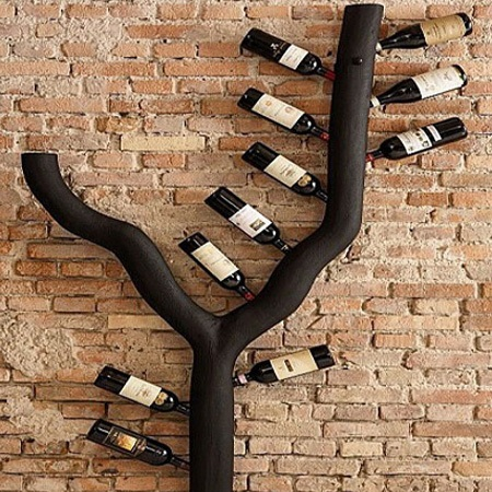 Wholesale model Gypsy bar wine rack: Style Baliartfurniture