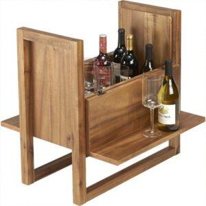 Happy daze wine rack ARCH WRACK 0004