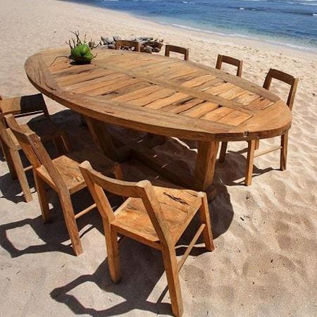 Lignum dining table OTD TBL 0002