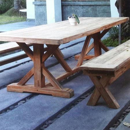 Longui dining table OTD TBL 0005