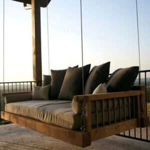 Outdoor Furniture - Rosewood day bed