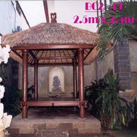 Sanur Gazebo BC2 49 ARTC GAZ 0004