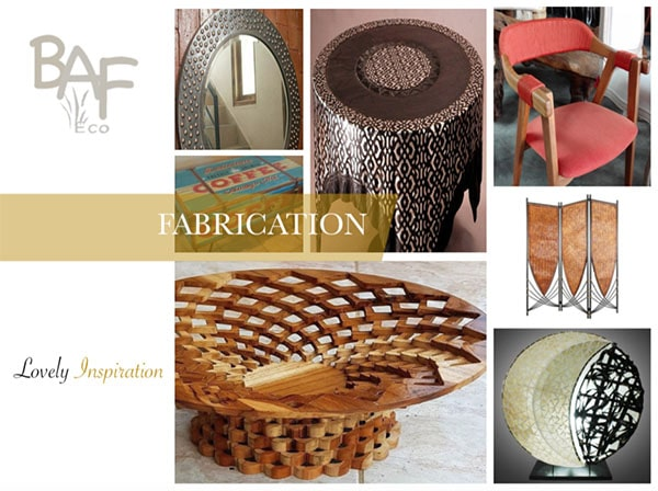 fabrication manufacture baliartfurniture
