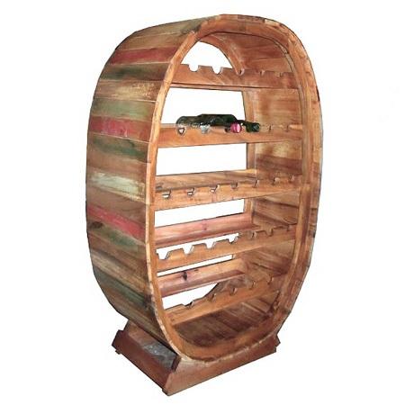 fireside wine rack ARCH WRACK 0001