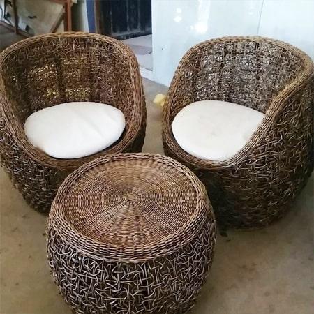 Alchemilla accent chair outdoor OTD ACC 0004