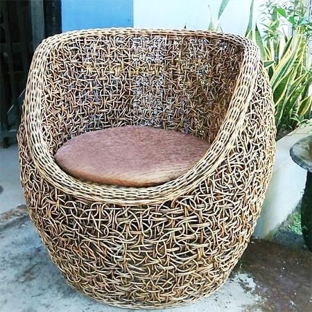 Roseum accent chair outdoor OTD ACC 0006