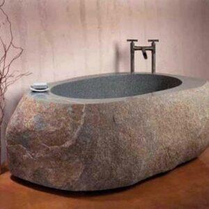 Casablaca bathtub stone BA BTH 0014