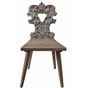 Bois de violette kitchen chair KTI CH 0012